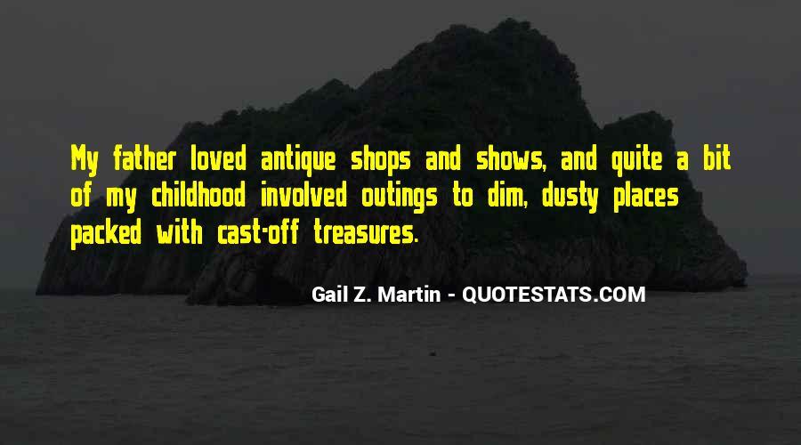 Quotes About Antique Shops #1361661