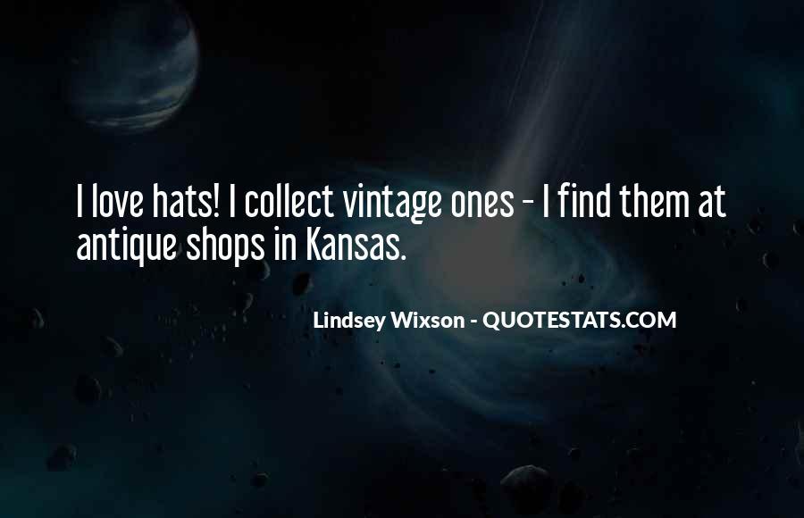 Quotes About Antique Shops #342206