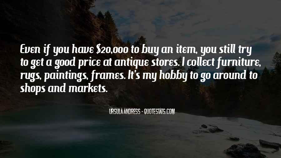Quotes About Antique Shops #553404