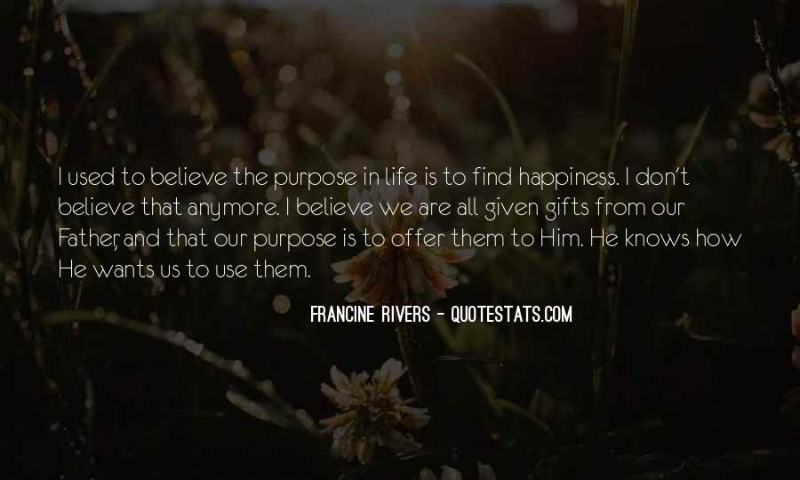 Quotes About Finding Life Purpose #184049