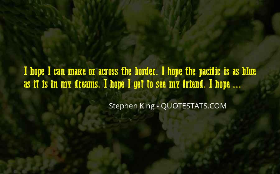 Quotes About Hope In The Shawshank Redemption #331769
