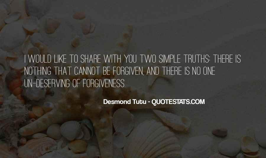 Quotes About Not Deserving Someone #126460