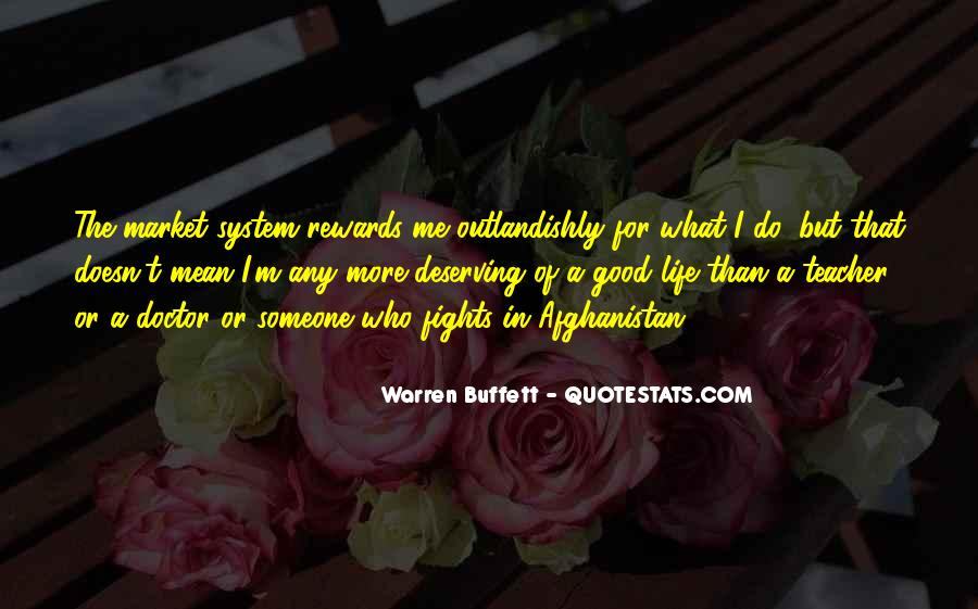 Quotes About Not Deserving Someone #135065