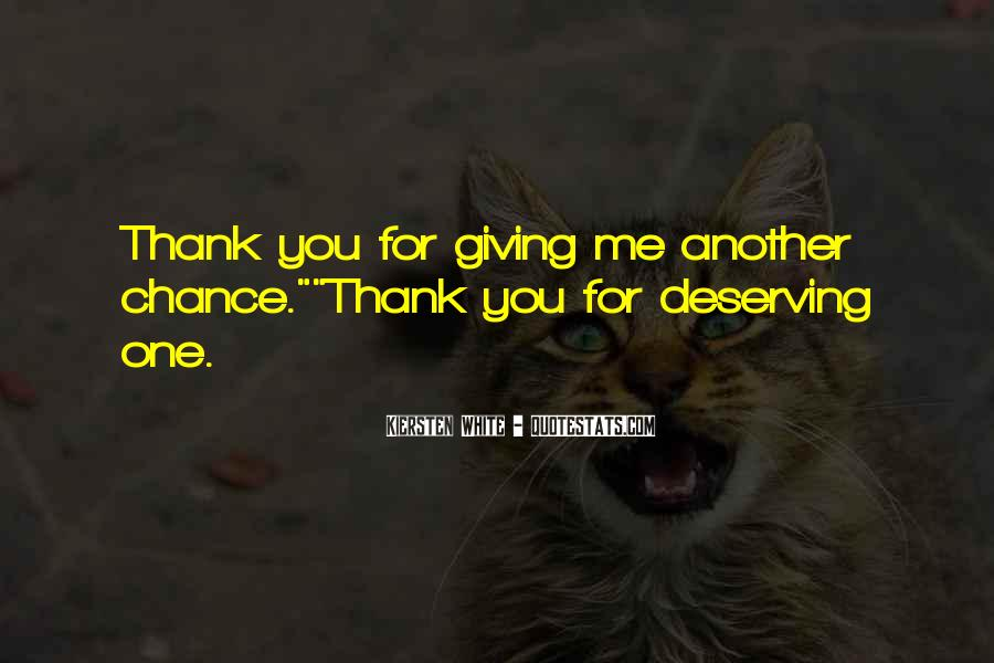 Quotes About Not Deserving Someone #57053