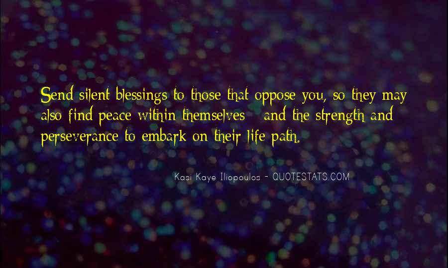 Quotes About Blessings Of Life #294853