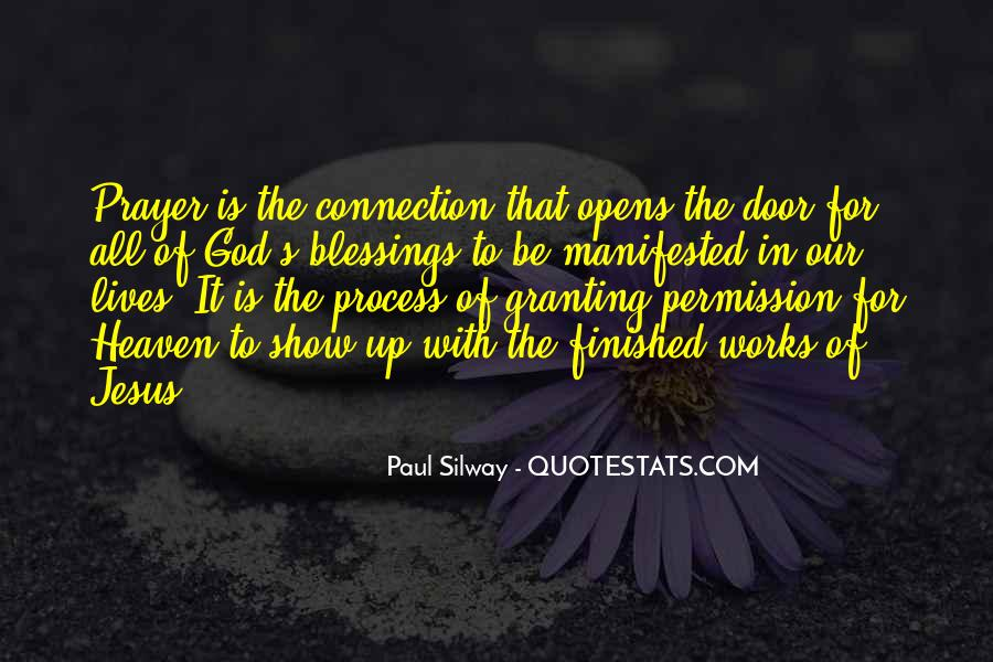 Quotes About Blessings Of Life #397051