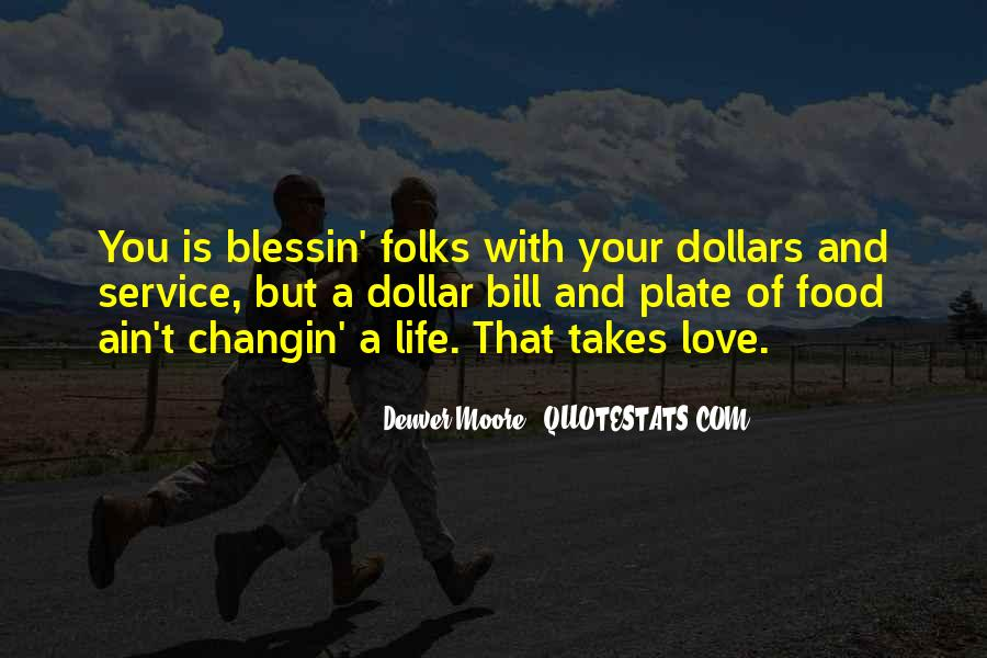 Quotes About Blessings Of Life #480593