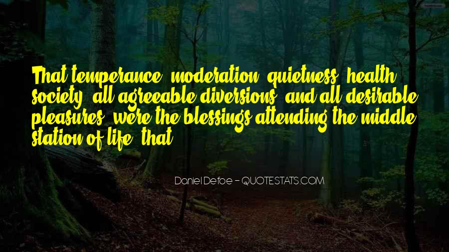 Quotes About Blessings Of Life #599673