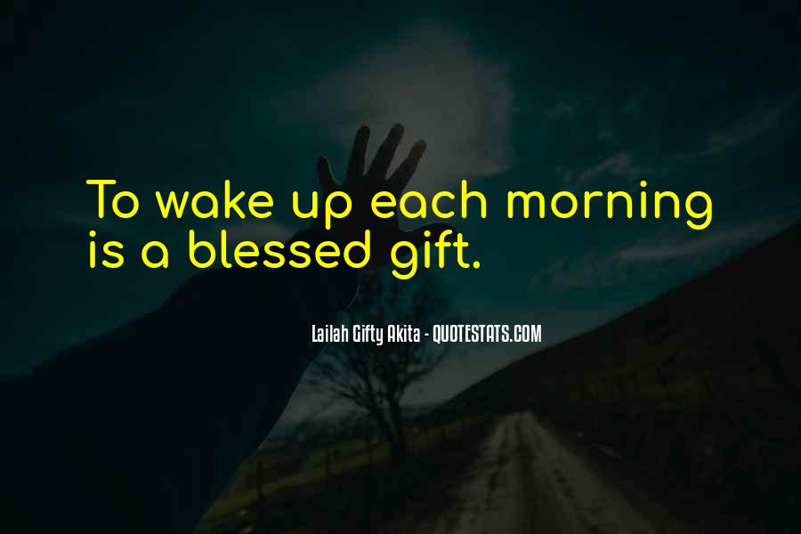 Quotes About Blessings Of Life #636151