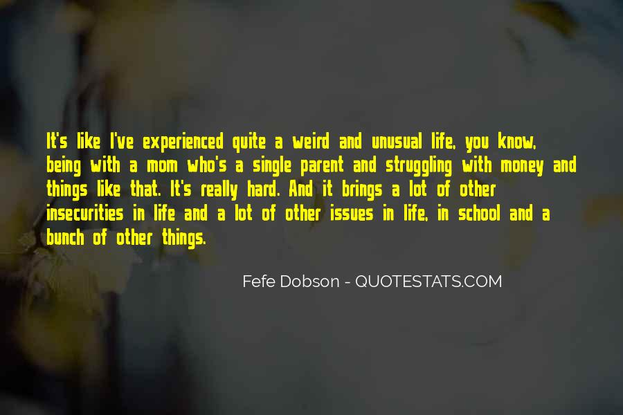 Quotes About Not Being Experienced #1196543