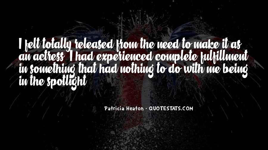 Quotes About Not Being Experienced #1240592