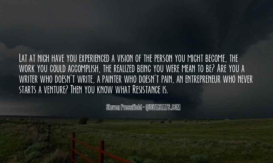 Quotes About Not Being Experienced #1405890