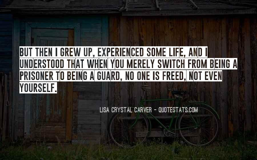 Quotes About Not Being Experienced #1488758