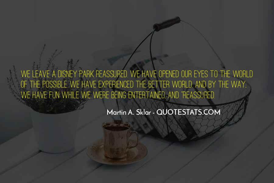 Quotes About Not Being Experienced #231863