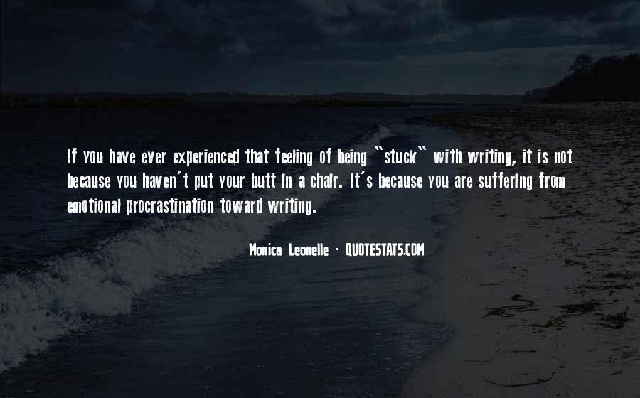Quotes About Not Being Experienced #336002