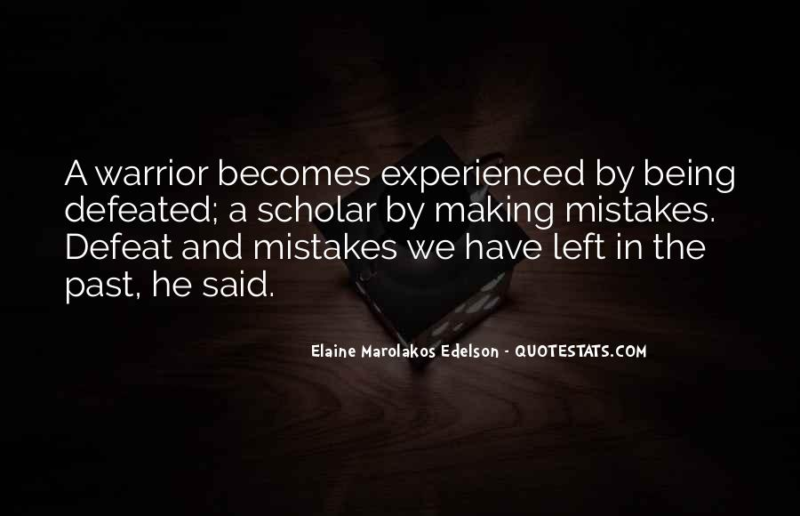 Quotes About Not Being Experienced #403308