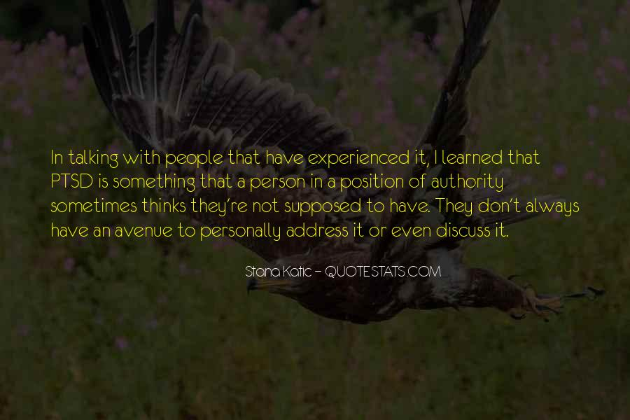 Quotes About Not Being Experienced #404427