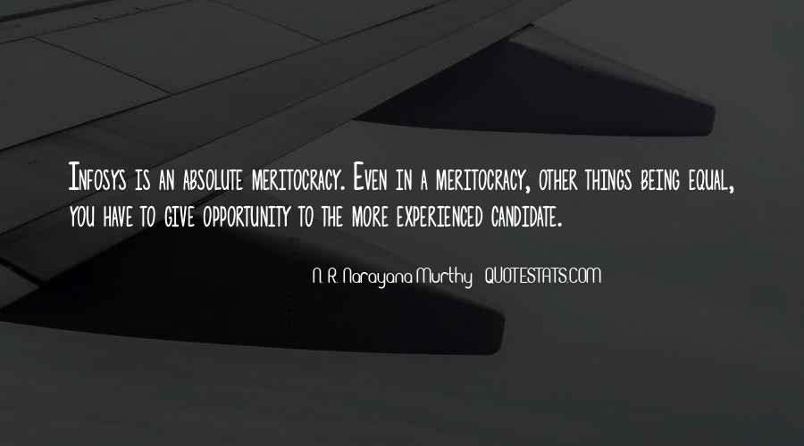Quotes About Not Being Experienced #600332