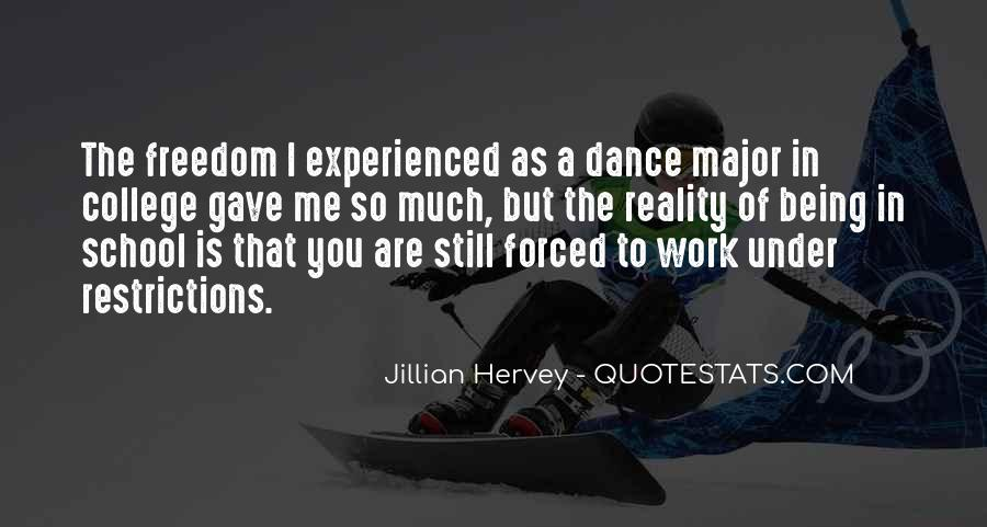 Quotes About Not Being Experienced #63164