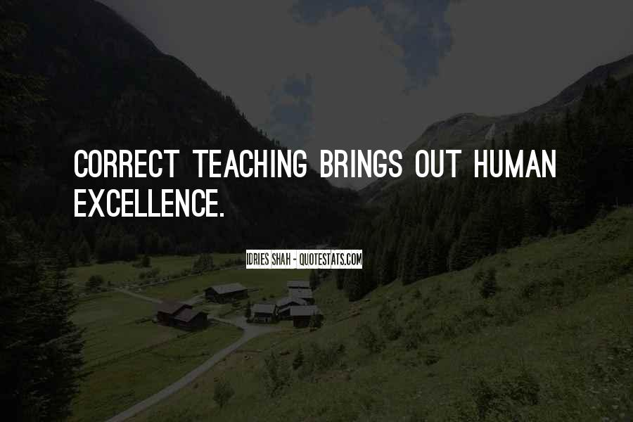 Quotes About Human Development And Learning #659231