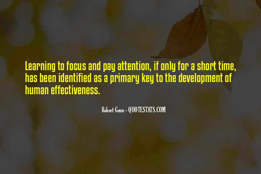 Quotes About Human Development And Learning #915122