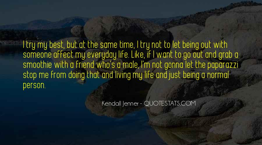 Quotes About Being The Same #131713