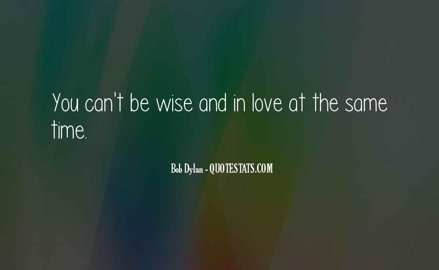 Quotes About Being The Same #135952