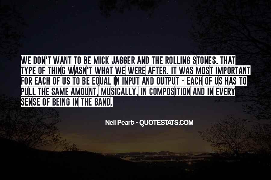 Quotes About Being The Same #57902