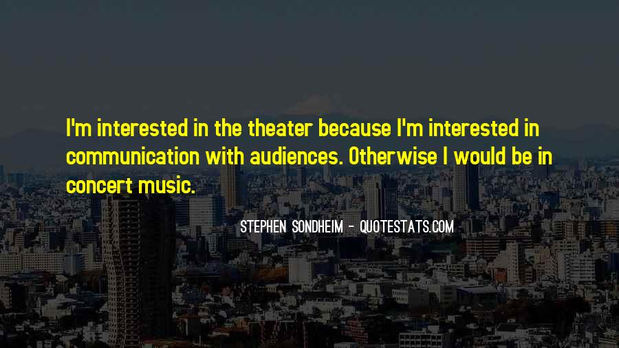 Quotes About Music Being Good For The Soul #670827