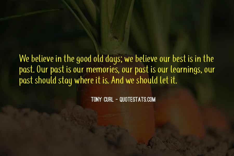 Quotes About Learnings In Life #678431