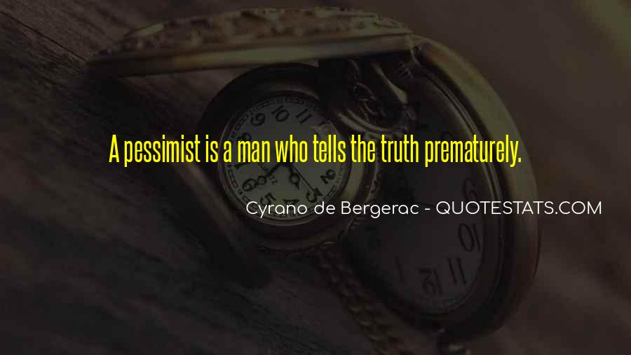 Quotes About Cyrano #1135417
