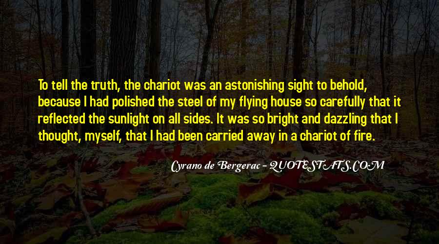 Quotes About Cyrano #172783