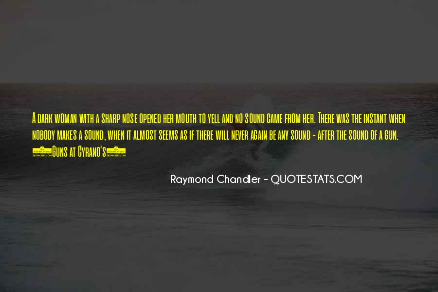 Quotes About Cyrano #491731