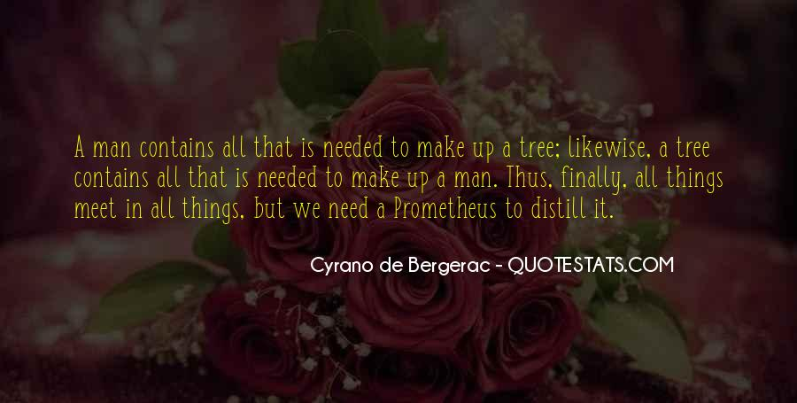 Quotes About Cyrano #621787