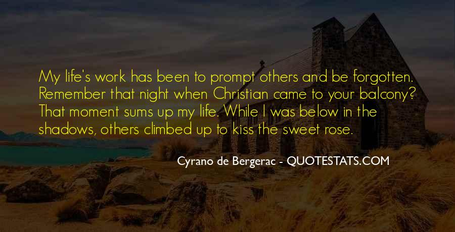 Quotes About Cyrano #875253