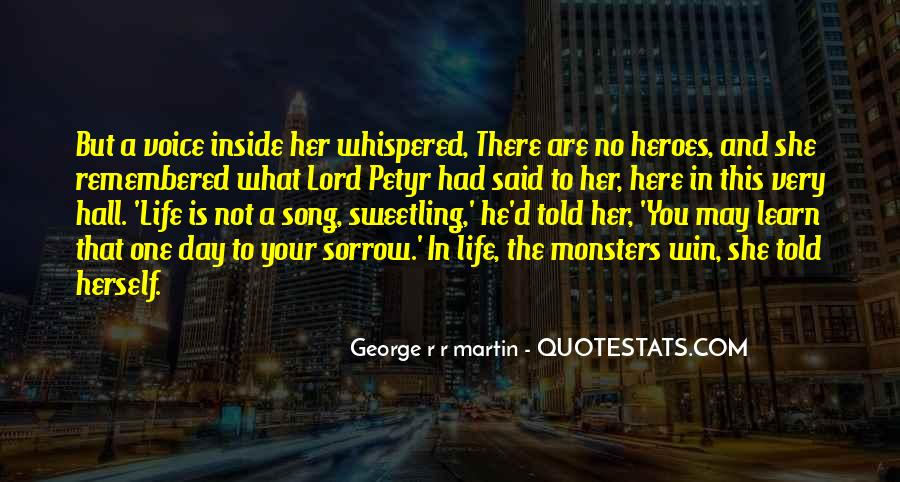 Quotes About Petyr #520681
