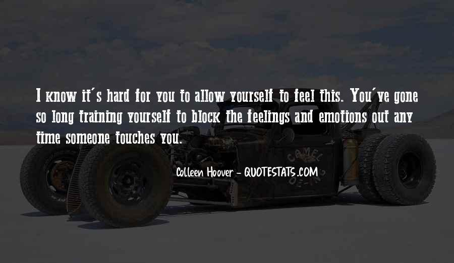 Quotes About Training Hard #1072063