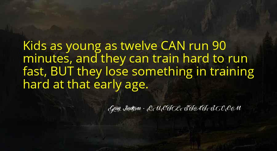 Quotes About Training Hard #1741550