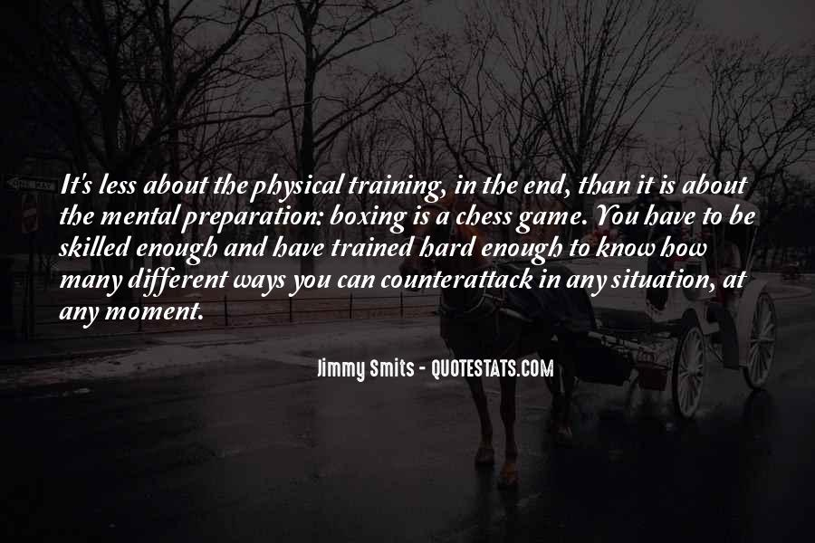 Quotes About Training Hard #633003