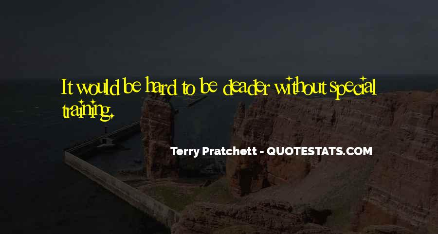 Quotes About Training Hard #999756