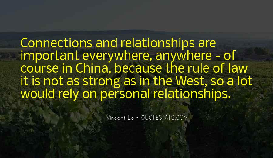 Quotes About Relationships Not Going Anywhere #1772463