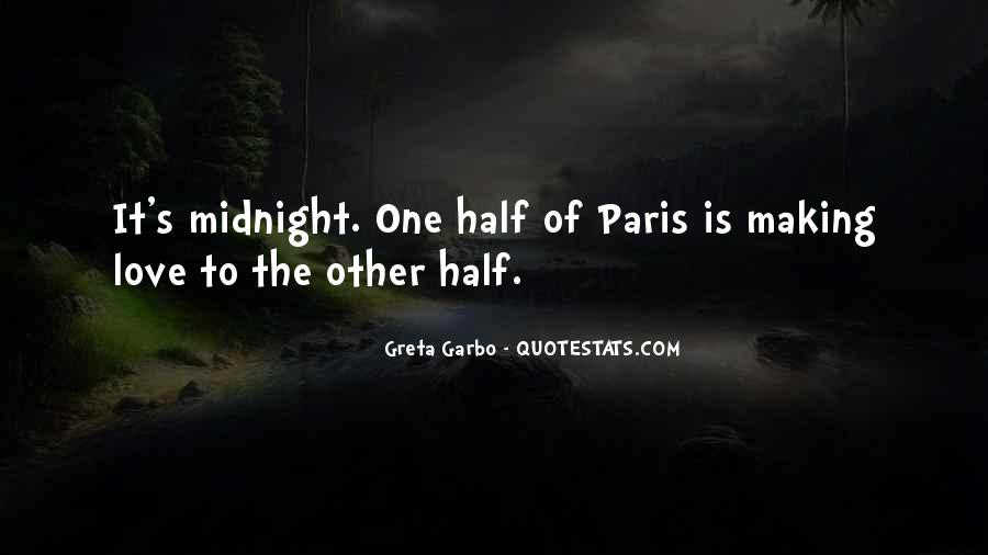 Quotes About Midnight In Paris #1364627
