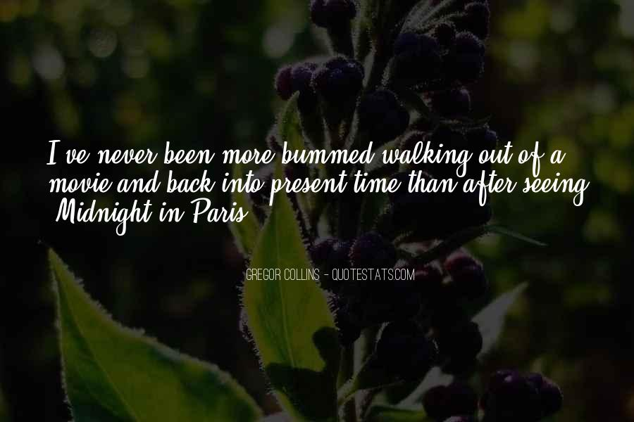 Quotes About Midnight In Paris #926731