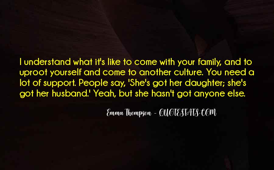 Quotes About Your Daughter And Husband #1753805