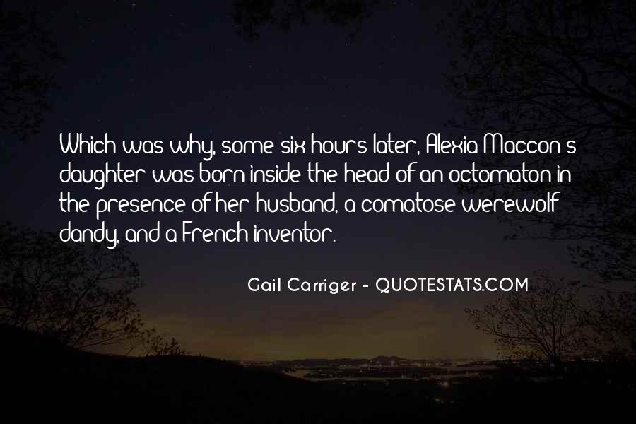 Quotes About Your Daughter And Husband #641866