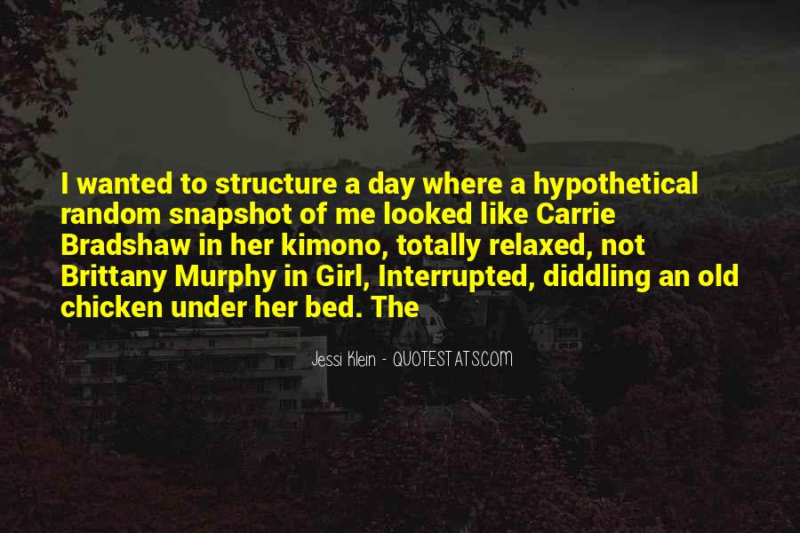 Quotes About Under The Bed #147071