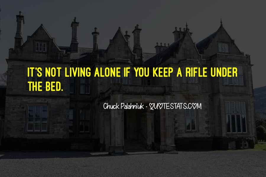 Quotes About Under The Bed #156501