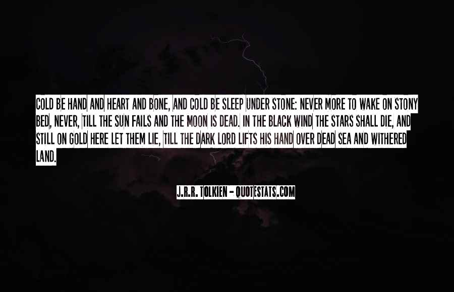 Quotes About Under The Bed #28218