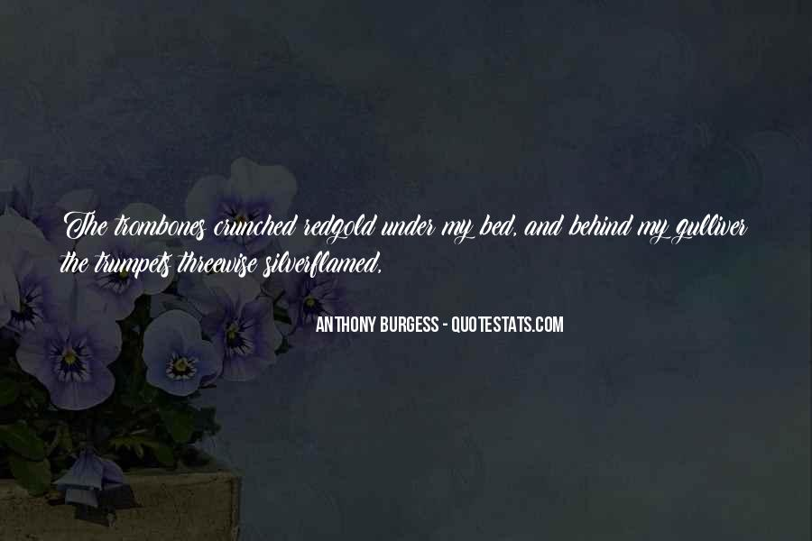 Quotes About Under The Bed #325926