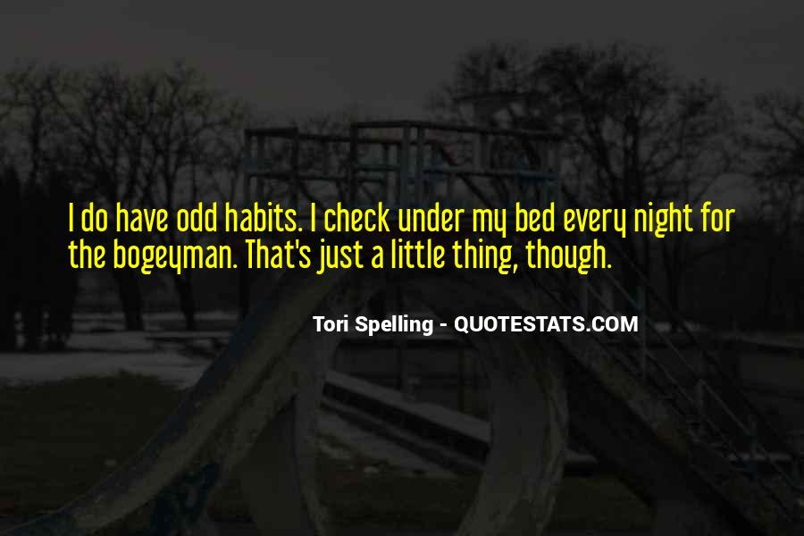 Quotes About Under The Bed #524315